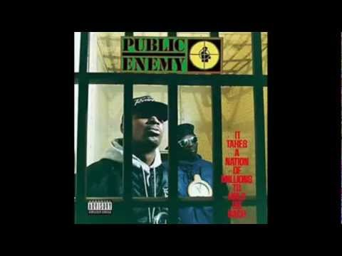 Rebel Without a Pause (Song) by Public Enemy