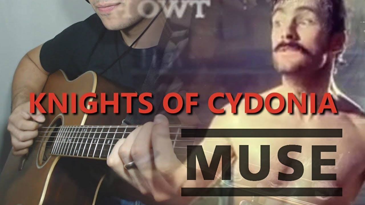 Knights Of Cydonia – Muse | Solo Acoustic Guitar