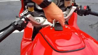 9. 2003 Ducati ST4s in Red Walk Around @ Frontline Eurosports