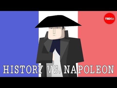 , title : 'History vs. Napoleon Bonaparte - Alex Gendler'
