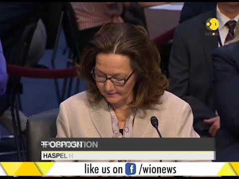 Gina Haspel appointed as first ever female CIA director