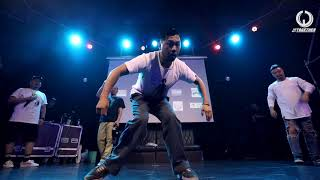 Snow, Kei, Gucchon – We Get Together Popping Battle Final Judge SOLO