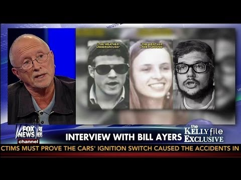 Interview With Bill Ayres [Part 1] with Megyn Kelly - Kelly File
