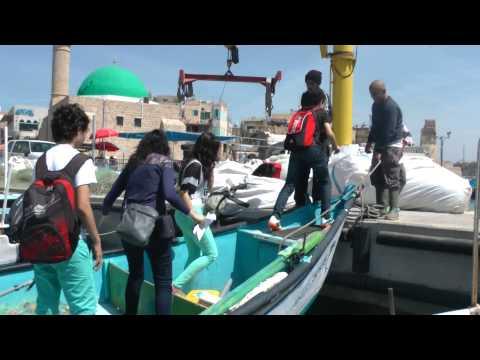 מידה כנגד מידה - ילדים פועלים למען הים
