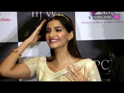 Sonam Kapoor and Bipasha Basu on final day of IIJW