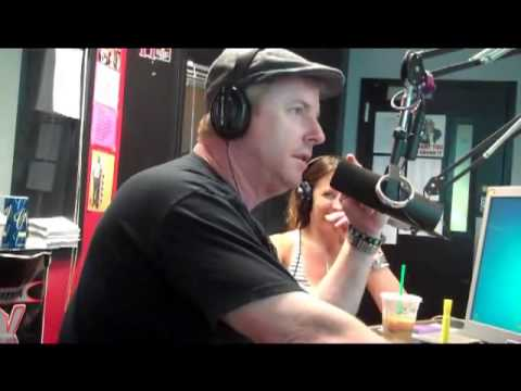 Comedian Jimmy Shubert on The Show Rock 105.3