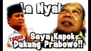 Video Heboh Pengakuan La Nyalla, Saya Kapok Dukung Prabowo MP3, 3GP, MP4, WEBM, AVI, FLV Oktober 2018