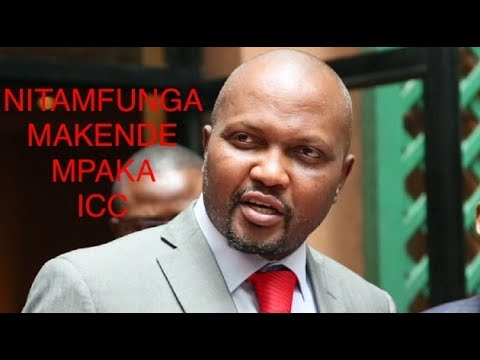 Download MOSES KURIA IN ANOTHER HATE SPEECH HD Mp4 3GP Video and MP3