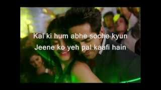 Gulcharrey Song Lyrics - Bewakoofiyaan (2014)