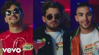 Mau y Ricky, Manuel Turizo, Camilo - Desconocidos (Video Oficial)