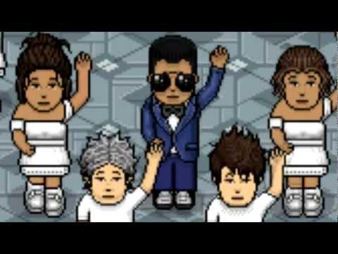 Habbo Gangnam Style by Fre!!