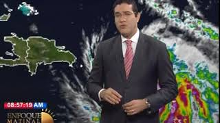 Huracán María empieza a dejar efectos sobre territorio nacional