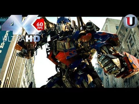 Transformers 2007 Final Battle Part 2 Autobots vs  Decepticons Movie Clip Blu ray (Full HD)