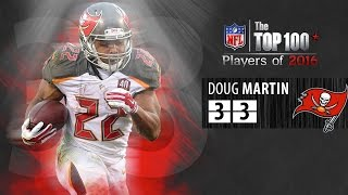 Doug Martin, RB for the Tampa Bay Buccaneers. He takes the #33 spot on our countdown of the Top 100 NFL Players of 2016! Subscribe to NFL: http://j.mp/1L0bV...
