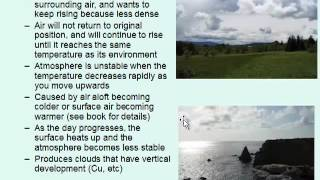 GS 109 Meteorology Week 4 Video 2