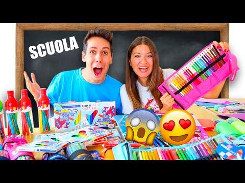 BACK TO SCHOOL 2019! *Tutte le cose per la scuola!*