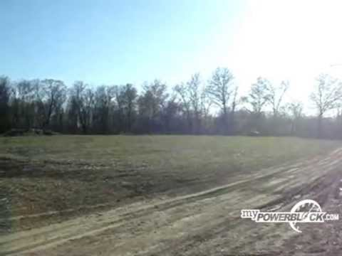 myPowerBlock: Mud Truck Jump