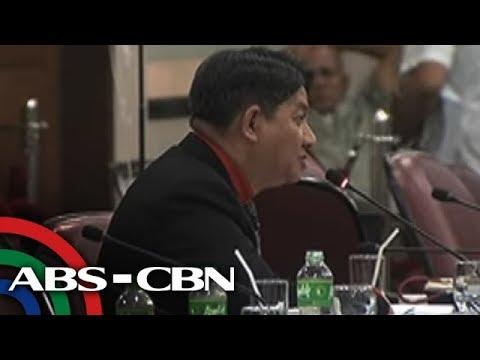 Bandila: Gadon, muling nasermonan ng mga mambabatas