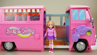Video Baby doll and Ruby camping car toy picnic play MP3, 3GP, MP4, WEBM, AVI, FLV Desember 2017