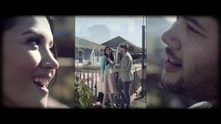 "Video Ridho Rhoma feat Fazura ""Bulan Terbelah di Langit Amerika"" 