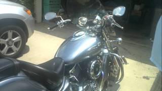 8. 2007 Yamaha V-Star 1100 Silverado Classic