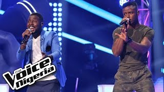 Chike vs Patrick: 'Let Me Love You' / The Voice Nigeria 2016