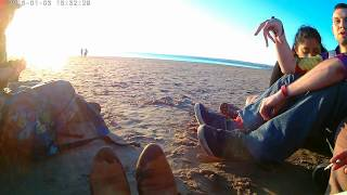 Footage from the summer solstice beach party in Portobello east coast of Edinburgh. this was a free event that took place on the...