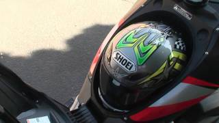 2. Scooter Walk Around Video - Aprilia SR 50 R Factory