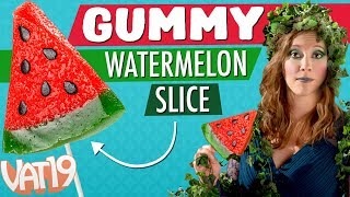 The Giant Gummy Watermelon Slice