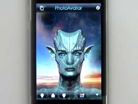 Video of AlienAvatar