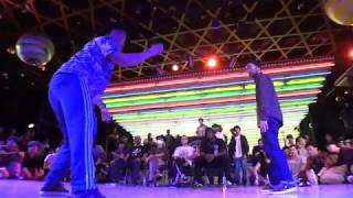 Gucchon vs Taa – POPPING FOREVER JAPAN 2017 BEST12