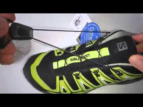 SalomonX Ultra 2 GTX   Scarpe da trekking e da passeggiata Uomo, Belle robuste ed in Gore Tex