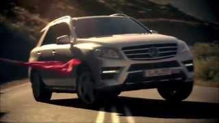 Mercedes-Benz Perú: The M-Class