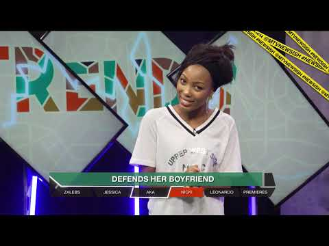 MTV NewsIsh/ ZAlebs: Sbahle Talks About Her Accident