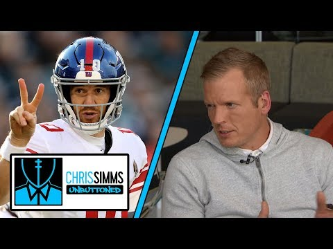 Will NY Giants use new draft picks to move up for QB? | Chris Simms Unbuttoned | NBC Sports