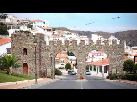 Moclinejo HD: El inicio de la Ruta de la Pasa. Provincia de Málaga y su Costa del Sol