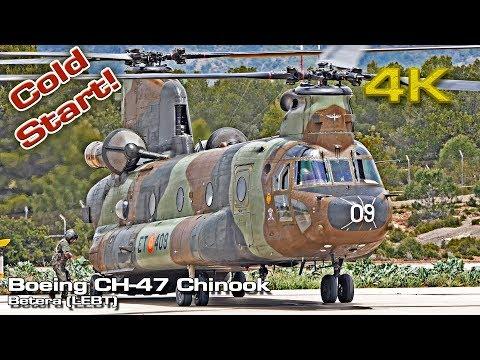 Boeing CH-47D Chinook, Spanish...
