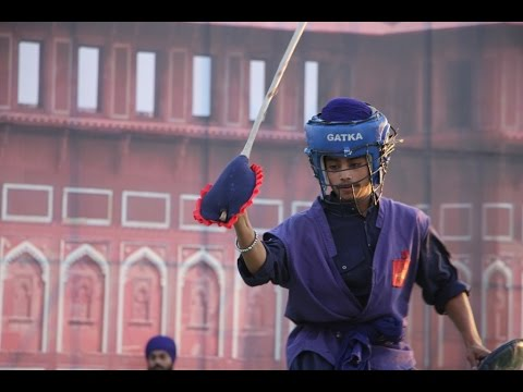 Video 1st Set FIGHTS | 4th National  Gatka (Sikh Martial Arts) Championship download in MP3, 3GP, MP4, WEBM, AVI, FLV January 2017