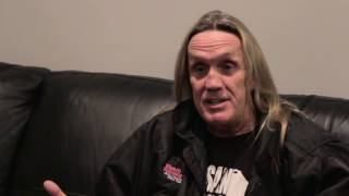 Part two of our chat with Iron Maiden drummer Nicko McBrain!Get Iron Maiden's latest album 'The Book Of Souls' here: https://WarnerMusicAustralia.lnk.to/IronMaidenLY