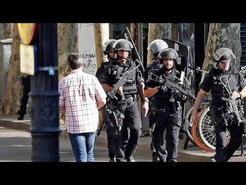LIVE: Terror attack in Barcelona | CBC News Network