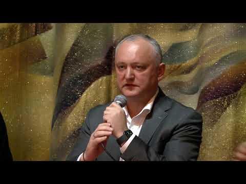 Игорь Додон принял участие в региональном совещании с руководителями комиссий по чрезвычайным ситуациям