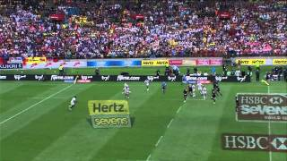 Wellington Sevens: Day Two Highlights
