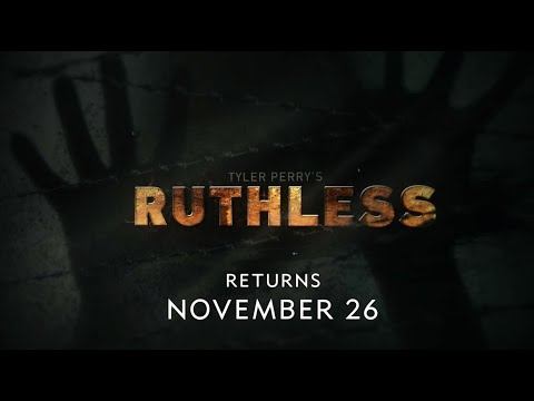 BET Tyler Perry's Ruthless Midseason Premiere Trailer