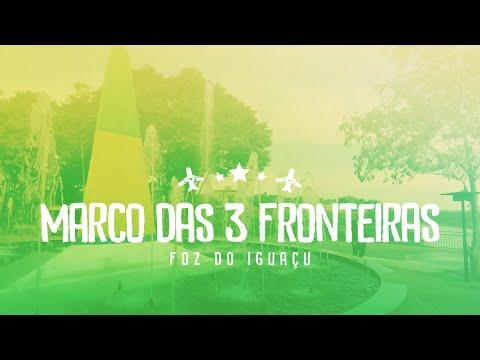 MARCO DAS TRES FRONTEIRAS, FOZ DO IGUAÇU