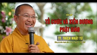 Vấn đáp: Tổ Chức Và Xiển Dương Phật Giáo - TT. Thích Nhật Từ