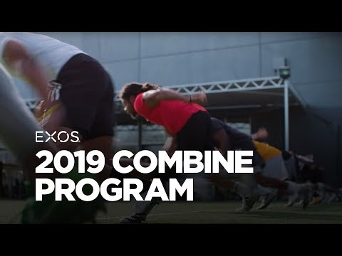 2019 Combine Program Training | Exos