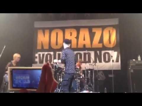 NORAZO 140724  渋谷ライブハウス   2 (видео)