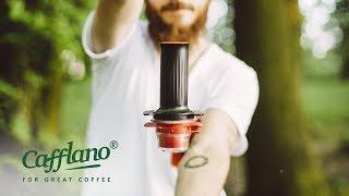 video thumbnail Kompresso portable espresso maker youtube