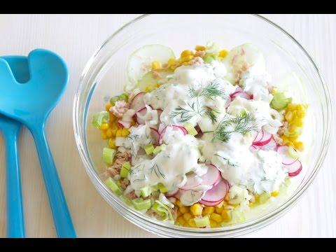 insalata estiva - ricetta