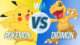 Video Pokémon VS Digimon MP3, 3GP, MP4, WEBM, AVI, FLV Juni 2017